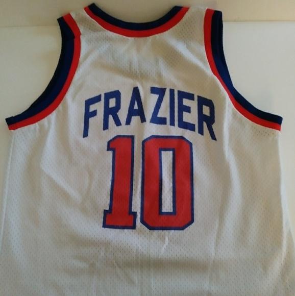 huge selection of 50d5c 3ac15 Vintage Frazier Knicks Jersey